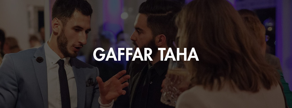 Hemispheres World Magazine Interview mit Gaffar Taha